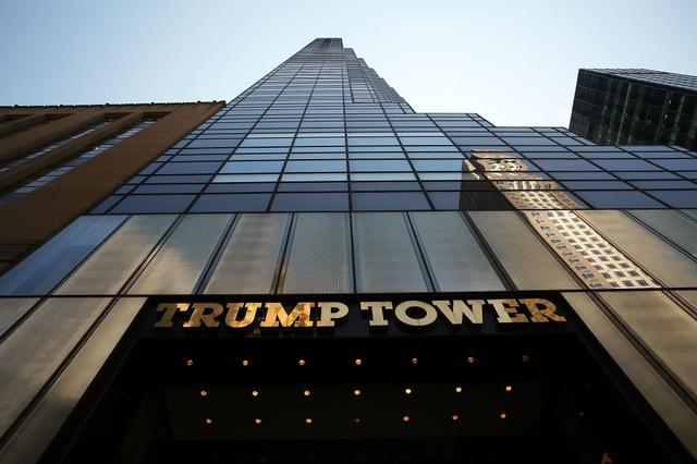 Những biệt thự xa hoa, dát vàng sang chảnh của Tổng thống Donald Trump - 6
