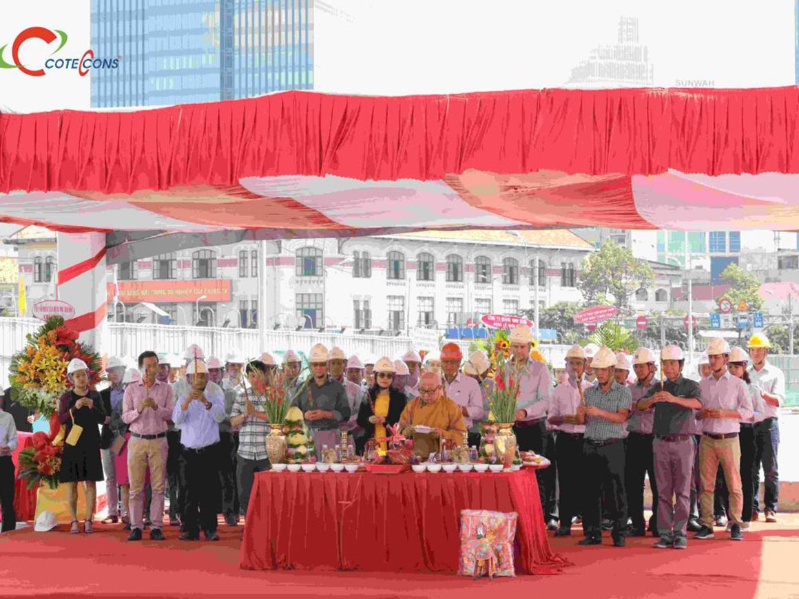 Lễ khởi công công bố dự án ONE CENTRAL HCM